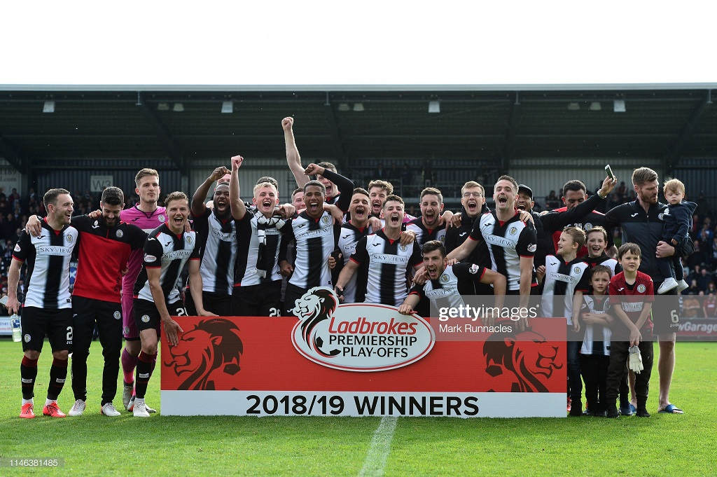 St Mirren Season Preview - Another battle to survive?