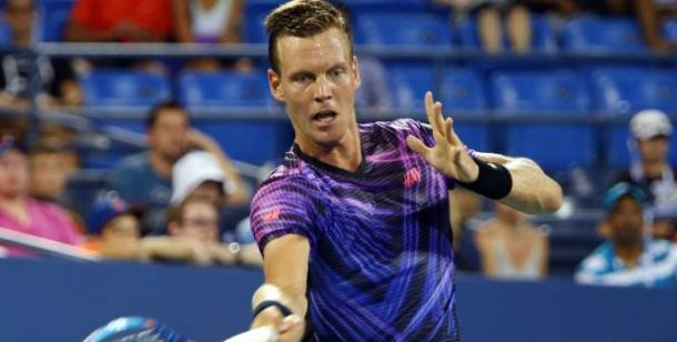 ATP St. Petersburg: Berdych Ousted In Opener, Raonic Advances