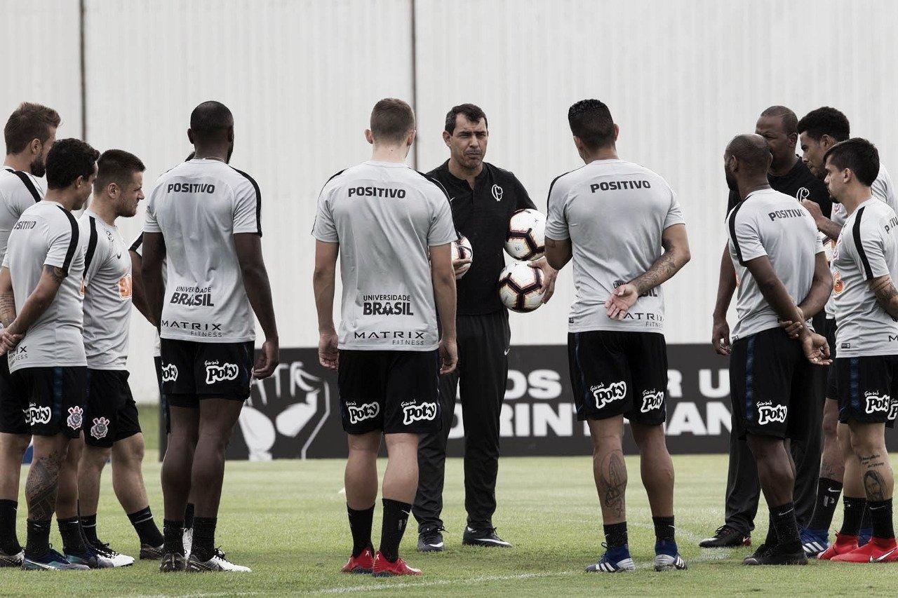 Aniversariante do dia, Corinthians recebe Atlético-MG na briga do G-6