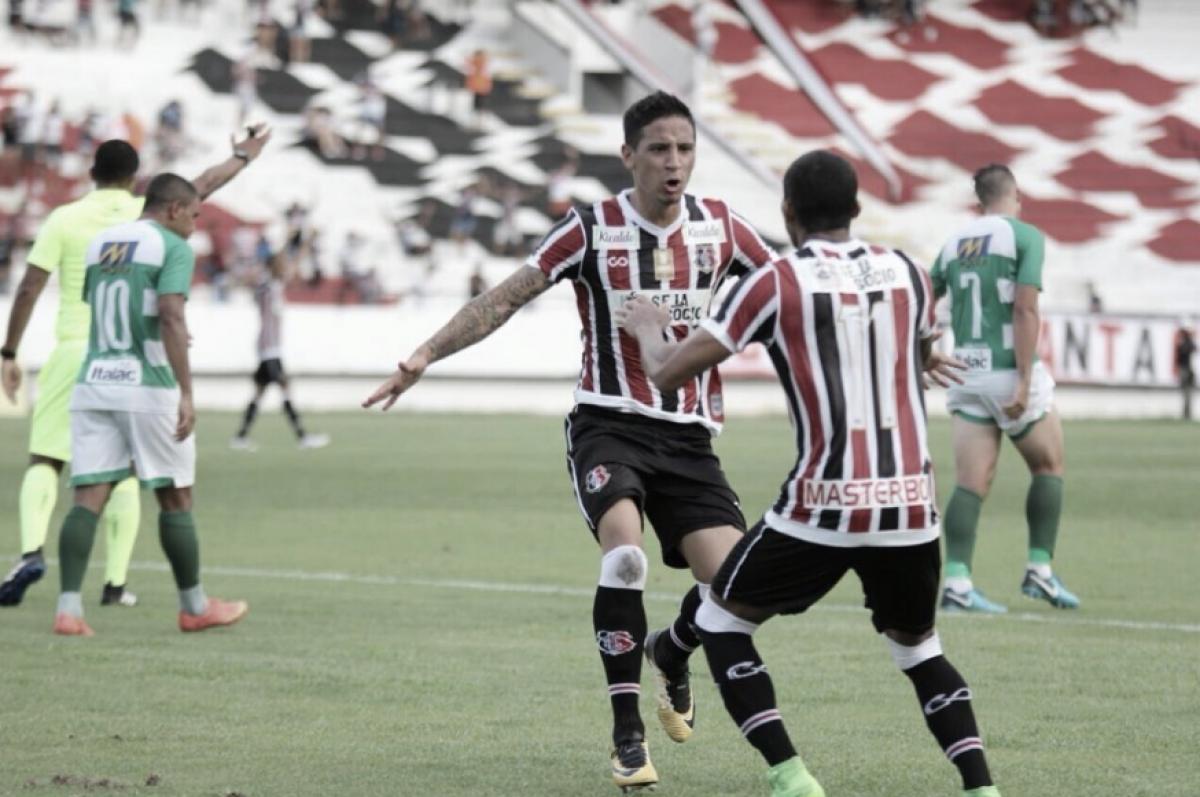 Santa Cruz vence Belo Jardim e garante classificação às quartas do Pernambucano