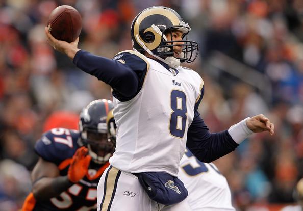 Los Rams inician conversaciones para negociar su pick