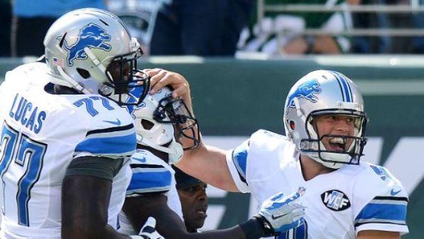 Stafford vuelve a brillar con sus Lions