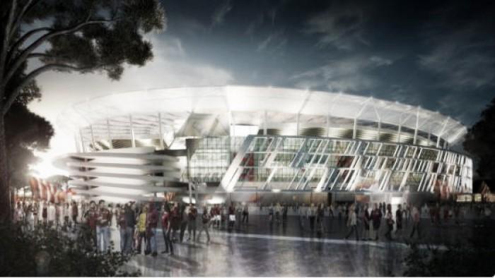 Após anos de espera, Roma tem 'sinal verde' para construção de seu estádio próprio
