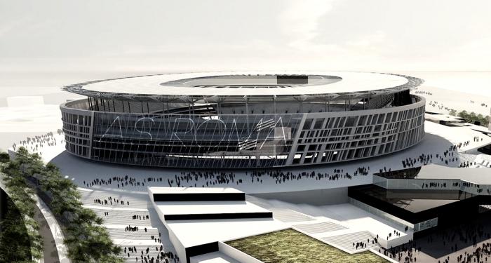 AS Roma: gli sviluppi per la costruzione del nuovo stadio