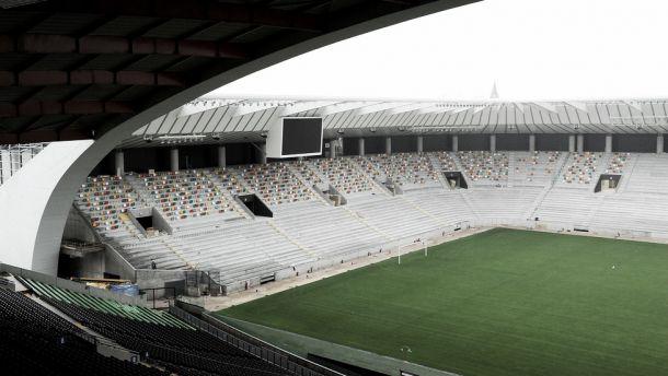 Udinese, esordio allo Juventus Stadium