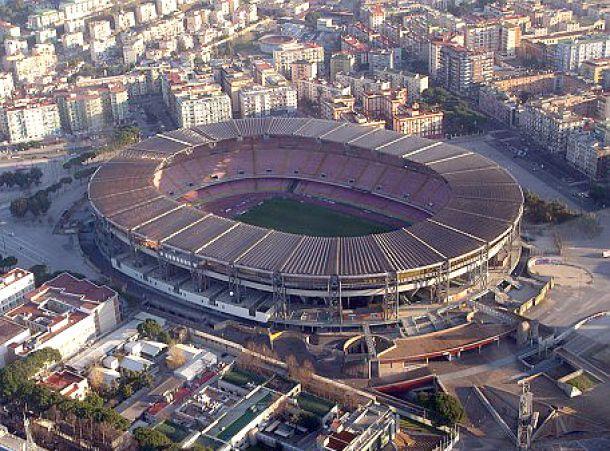 Stadio Napoli, la convenzione - ponte affida part-time ilSan Paolo al comune
