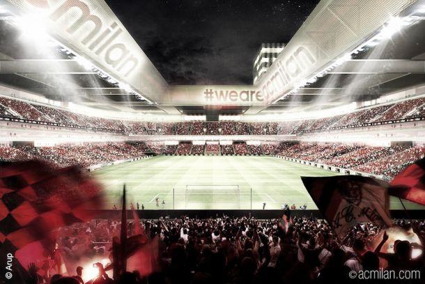 Milan, come sarà il nuovo stadio?