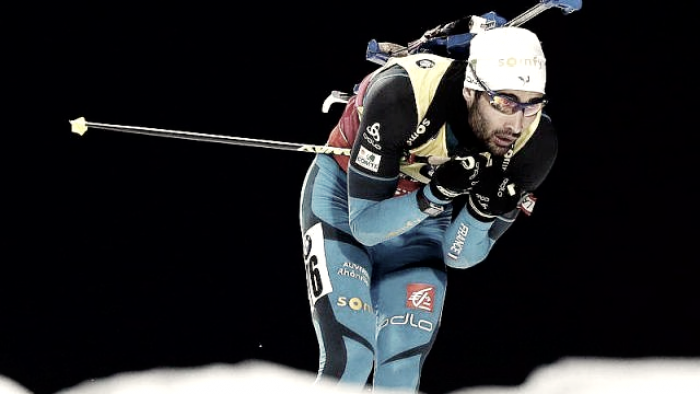 Biathlon - Staffetta maschile PyeongChang: la Francia di Fourcade precede Austria e Norvegia
