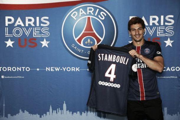 Benjamin Stambouli, nuevo fichaje del Paris Saint-Germain