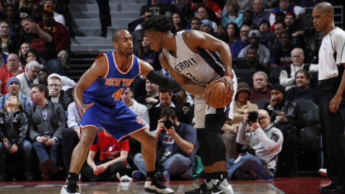 NBA, rimonta pazzesca dei Knicks ma non basta: vince Detroit 111-105