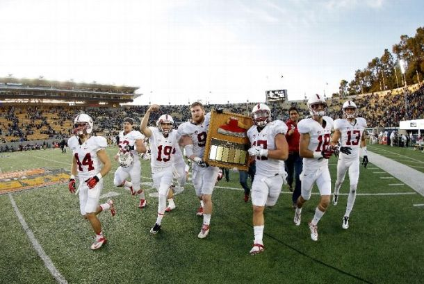 Stanford Cardinal vs UCLA Bruins Live Score and Stream of 2014 College Football