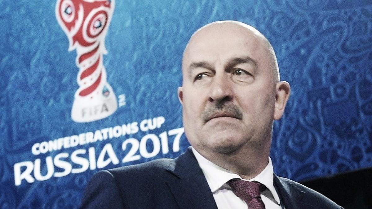 Entrenador de Rusia 2018: Stanislav Cherchésov, el DT con apuesta nacionalista