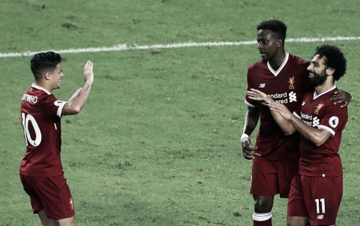 Com show de Coutinho, Liverpool bate Leicester e conquista torneio amistoso em Hong Kong