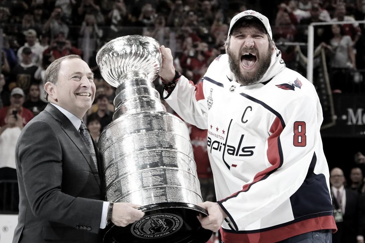 La NHL mantiene el actual formato de divisiones y playoffs