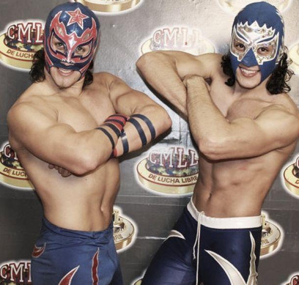 En la México, Star y Soberano Jr. se jugarán las máscaras