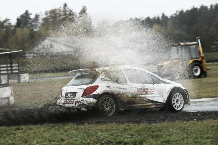 Mundial de Rallycross pode receber campeonato de carros elétricos