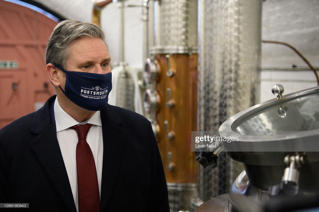 Ditching Sir Kier Starmer would be a big mistake