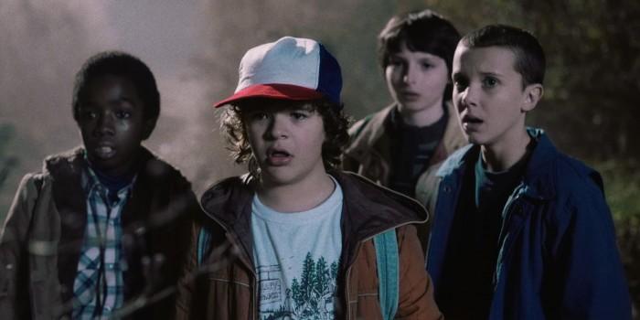 ¿Quién hay detrás de los jóvenes personajes de 'Stranger Things'?