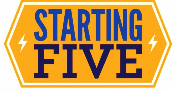 Starting Five : Episodio 1