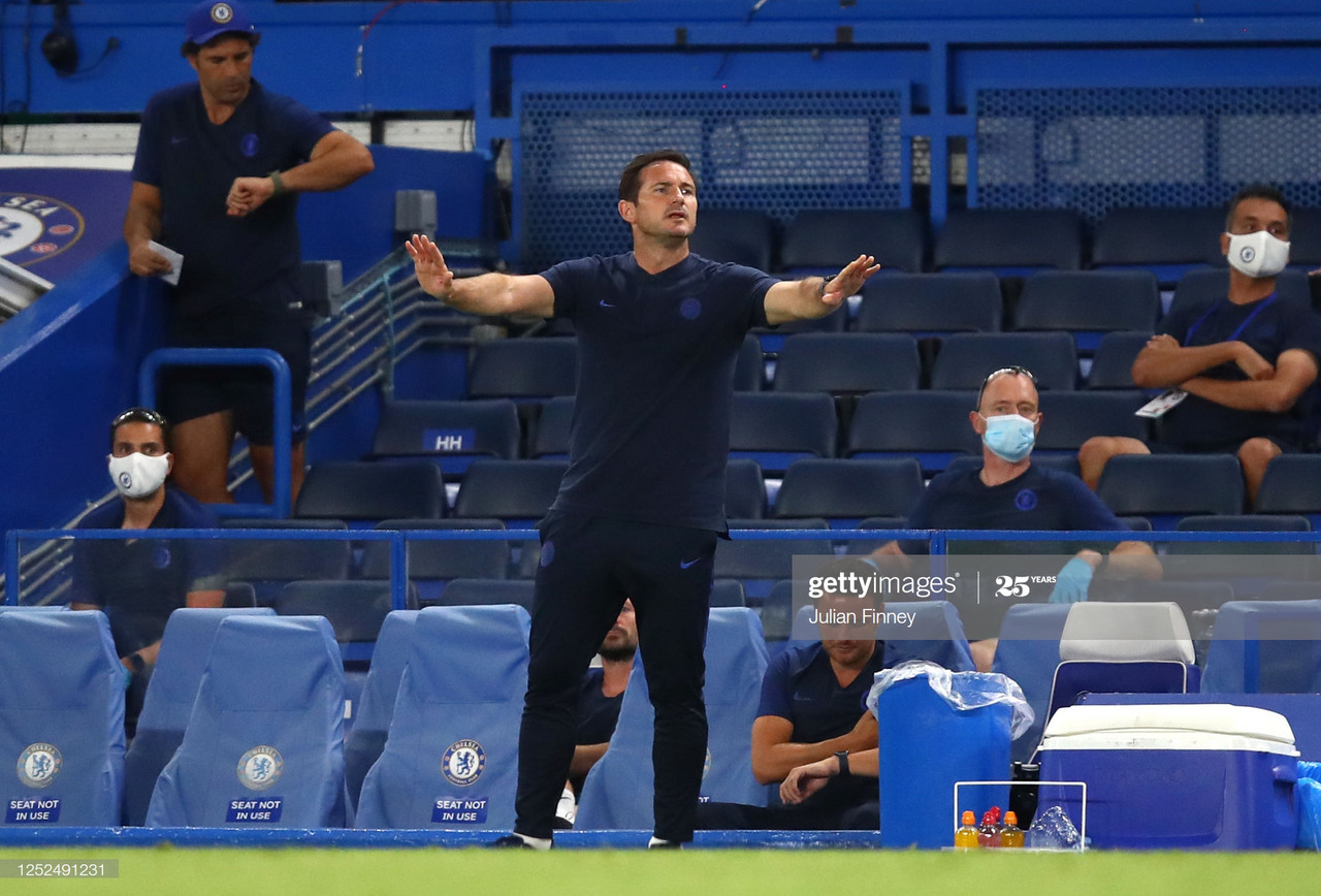 Frank Lampard: Discussing the latest from SW6 as the Blues prepare to face West Ham