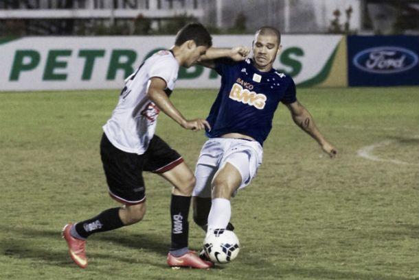 Cruzeiro supera Santa Rita-AL novamente e se classifica às quartas da Copa do Brasil