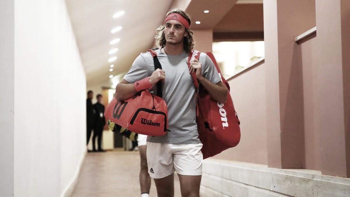 """Stefanos Tsitsipas: """"Llego a Roland Garros con buenas sensaciones"""""""