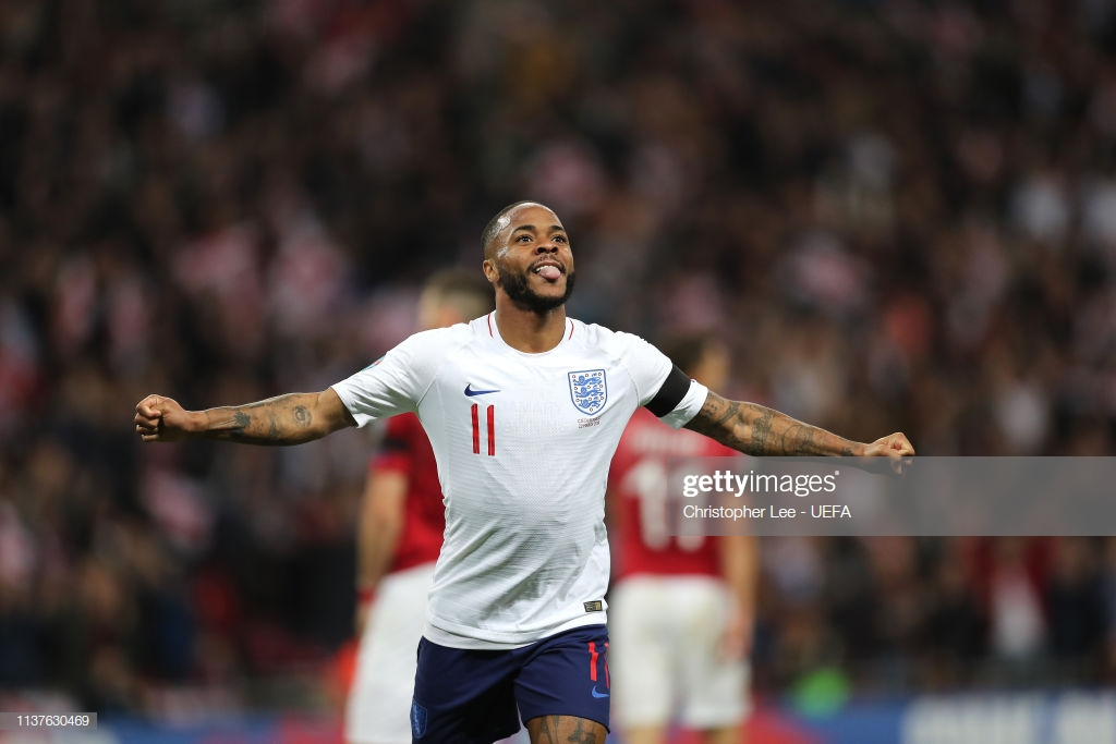 The Warm Down: Sterling leads the way as confident England dispatch the Czechs