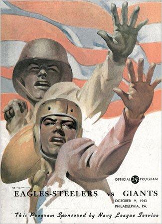 Phi-Pitt 1943: Los Steagles