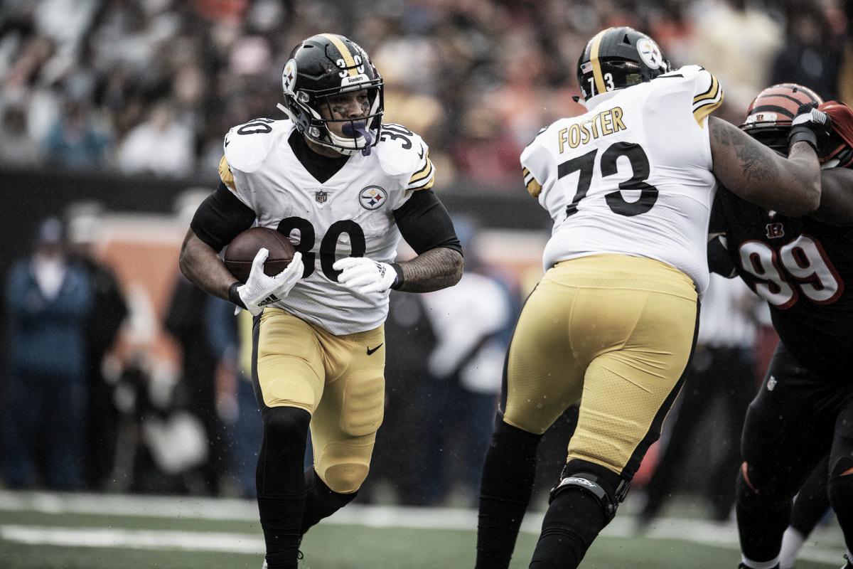 Golpe de autoridad de los Steelers en Cincinnati