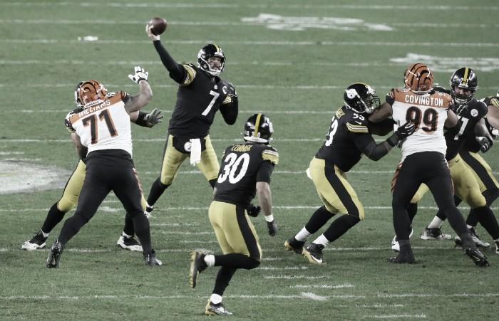 Los Steelers vencieron a los Bengals // Foto: NFL