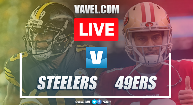 Pittsburgh Steelers vs San Francisco 49ers: LIVE Stream Online and Score Updates 2019 (3-0)