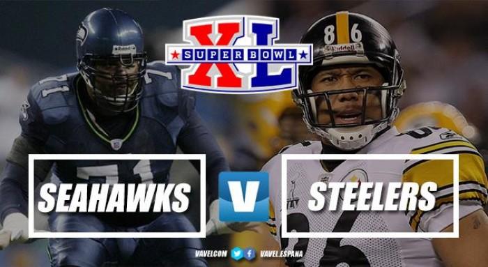 Super Bowl XL: quinto anillo para los Steelers