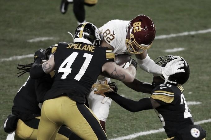 Washington acaba con la temporada perfecta de los Steelers