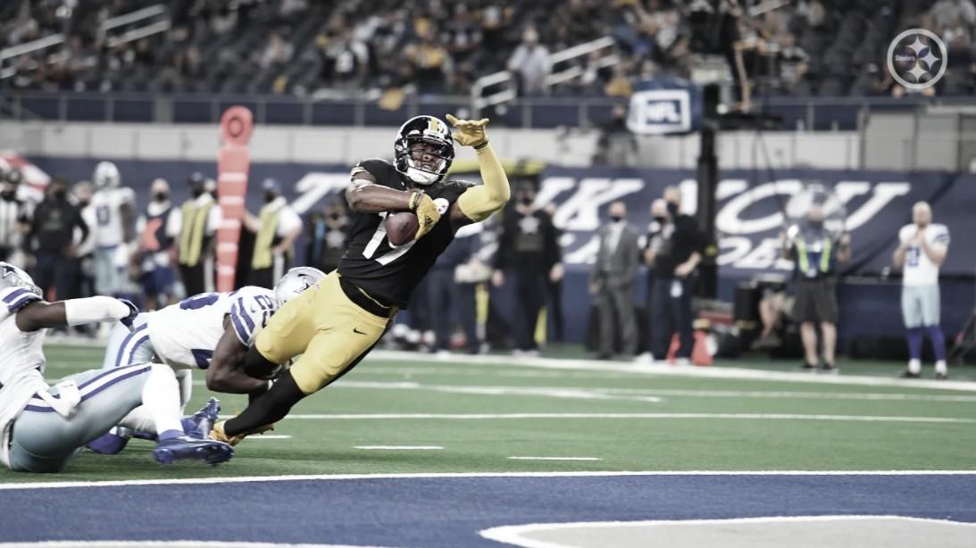 Seahawks em apuros e Steelers ainda invictos: resultados do domingo na NFL