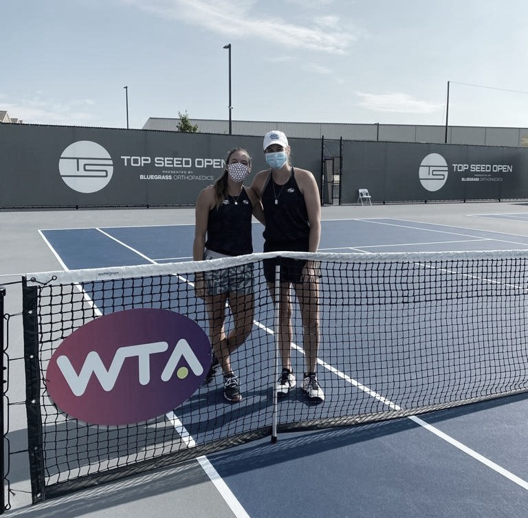 Luisa Stefani estreia no WTA de Lexington e marca retorno do Brasil ao circuito profissional