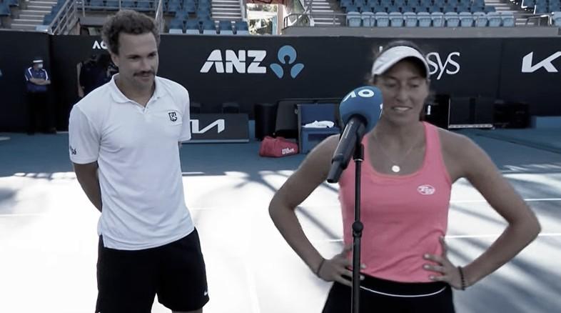 Stefani/Soares caem nas duplas mistas para Stosur/Ebden no Australian Open