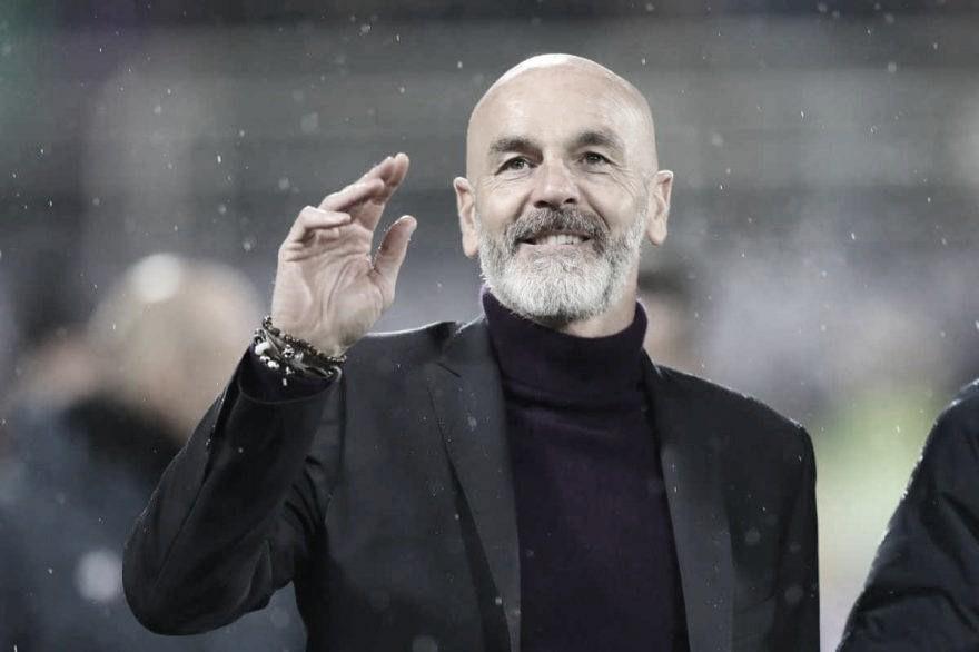"""Stefano Pioli diz que Milan merece mais: """"Temos que chegar pelo menos à Liga Europa"""""""