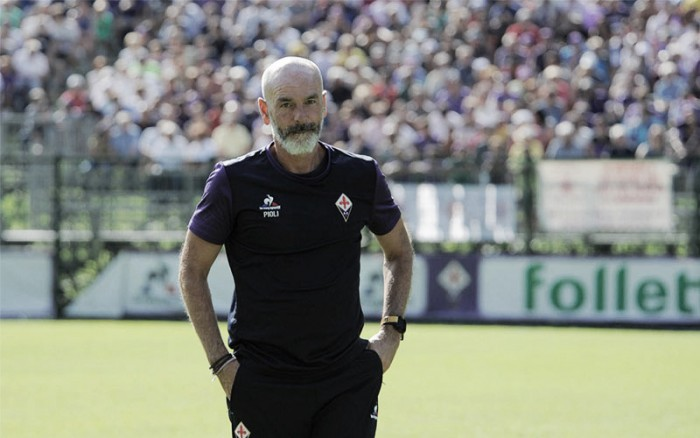 Pioli contento della sua Fiorentina: