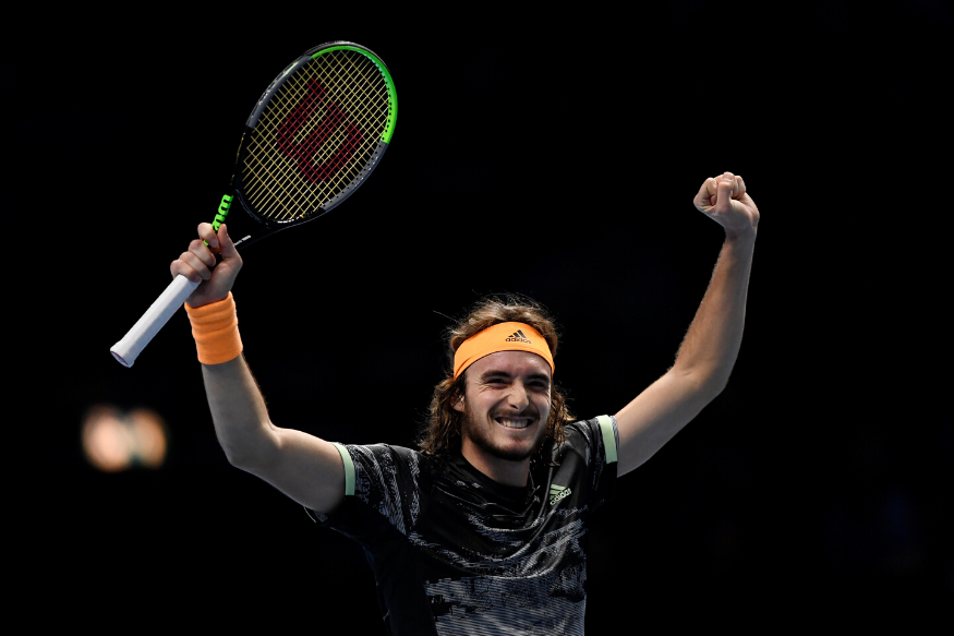 Nitto ATP Finals: Stefanos Tsitsipas qualifies for semifinals with comprehensive victory over Alexander Zverev