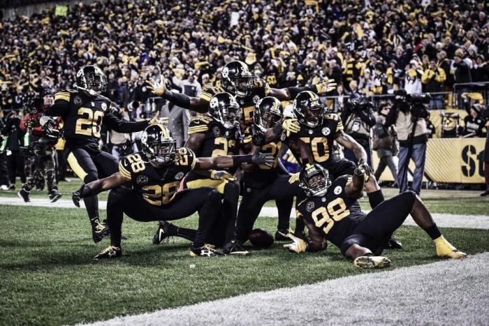 Claves para la victoria de los Steelers