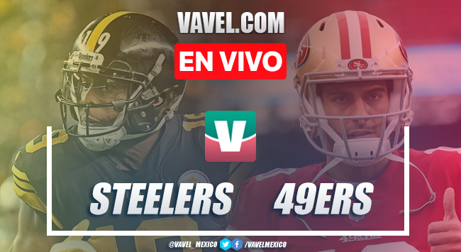 Resumen y touchdowns: Pittsburgh Steelers 20-24 San Francisco 49ers en NFL 2019