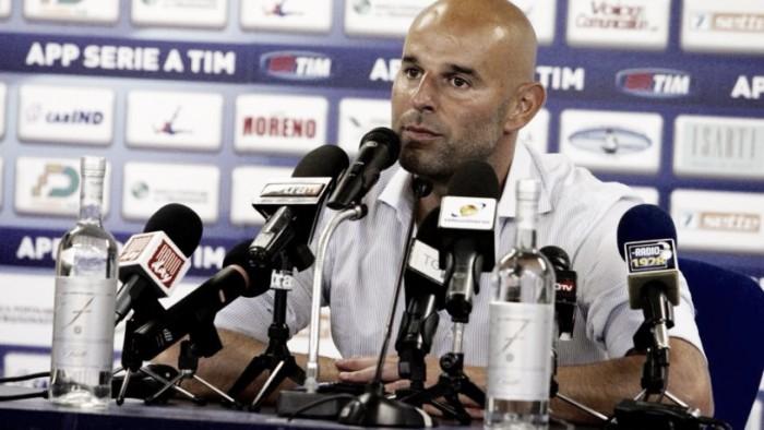 """Frosinone, Stellone: """"Ecco la tabella per la salvezza, le prossime tre gare decidono la stagione"""""""