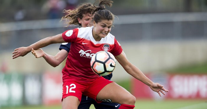 Washington Spirit waive Katie Stengel and Cameron Castleberry