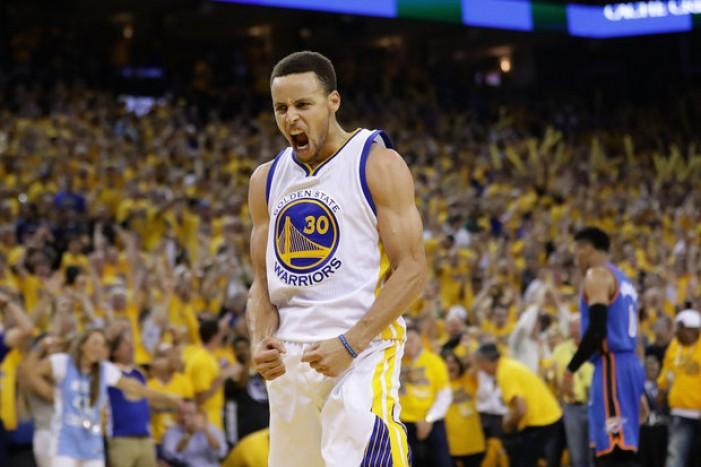 NBA - Golden State non trema, Oklahoma eliminata: le emozioni dei protagonisti