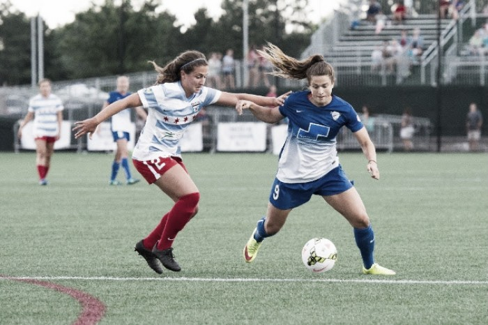 Boston Breakers trade forward Stephanie McCaffrey to Chicago Red Stars