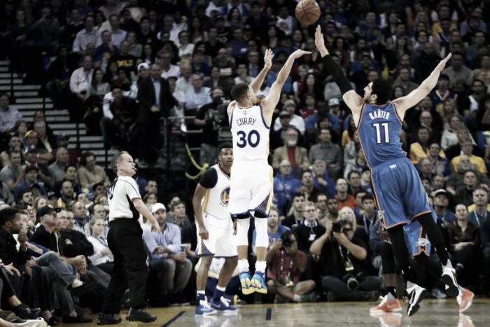 Nba playoffs, la strategia dei Thunder per limitare Curry