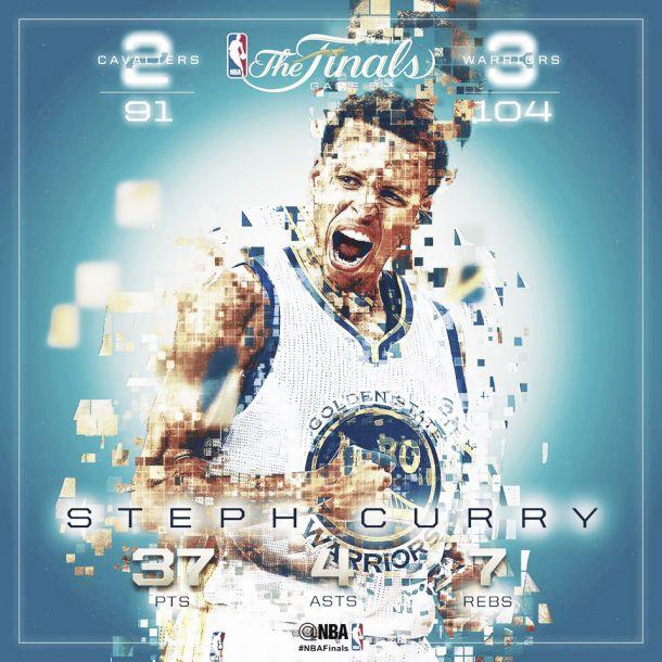 Nba Finals, Curry lancia i Warriors sul 3-2, a Cleveland non basta uno strepitoso LeBron