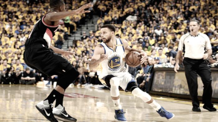 NBA Playoffs: Trionfa Golden State, ma questa Portland è un osso duro (121-109)