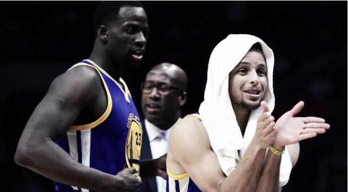 Los Warriors demolieron a los Clippers