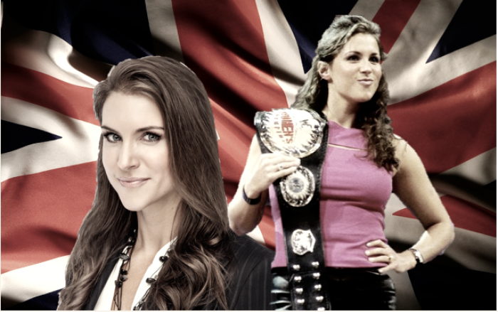 Stephanie McMahon on wanting a UK pay-per-view